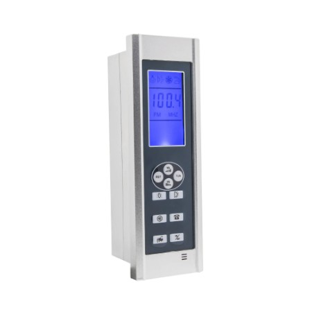 TR Simple Control panel for shower cabins