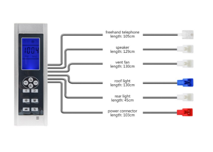 TR Simple Control Feature Schematic View