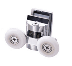 Shower Door Rollers & Wheels