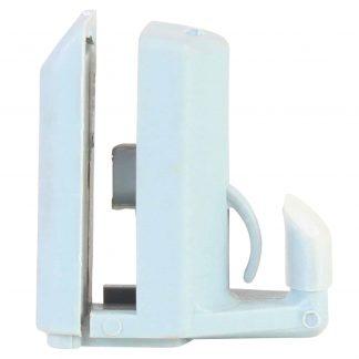 Shower Door Hook Side View 1