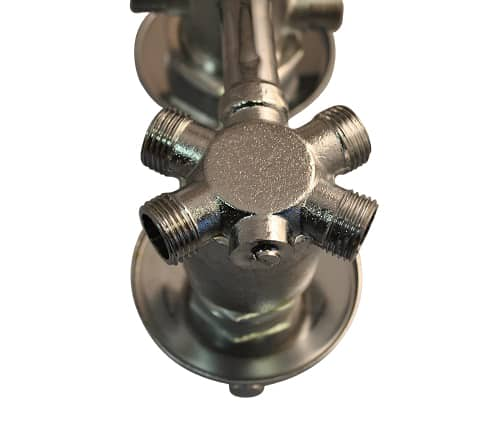 Thermostatic Valve - Threaded Outputs 4
