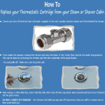 How To Change a Thermostatic Cartridge