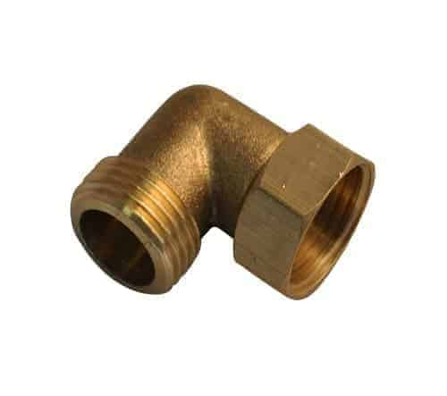 15mm Brass Elbow Fitting