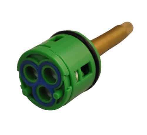 3 Way Diverter Core (Green) - Shower Valve