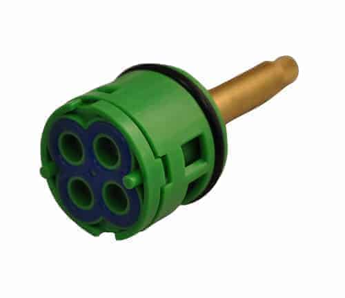4 Way Diverter Core (Green) - Shower Valve