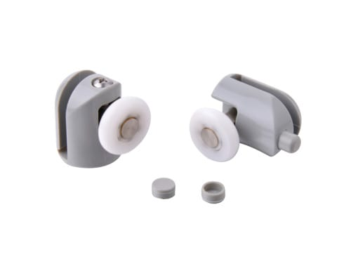 Shower Door Wheels & Rollers  Model 001