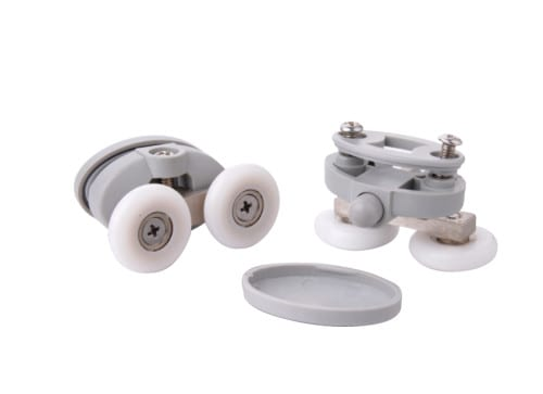 Shower Door Wheels & Rollers Model 077