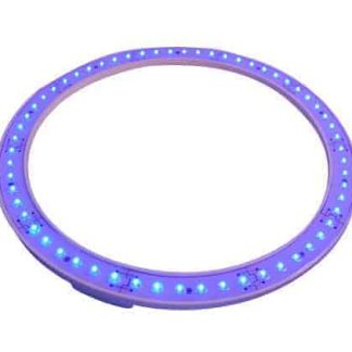 LED Ceiling Light Ring - Blue