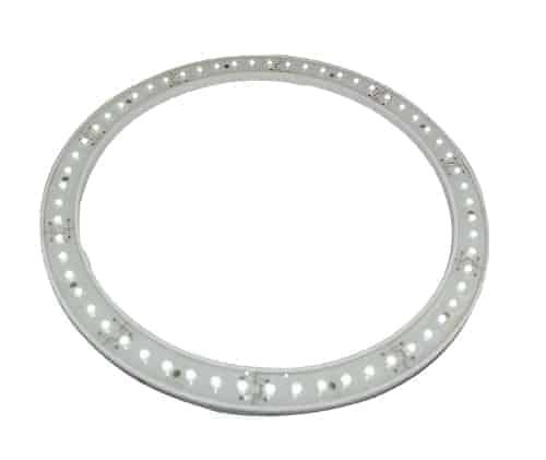 Ceiling Light Led Ring : Led ceiling light ring white shower parts spares