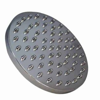 Chrome Nippled Monsoon Shower Head