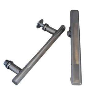 Shower Door Handles Stainless Steel - Style 2