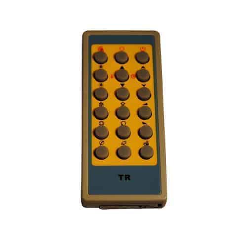 TR Remote Control - 18 Button Style