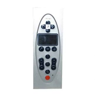 TR001 - Steam Shower Control Pad