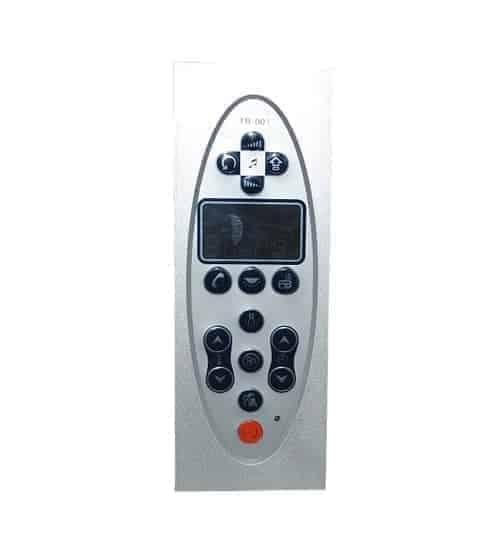 TR001 - Steam Shower Control Pad