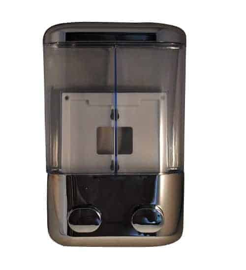 Soap Dispenser Shower Type In Chrome Finish