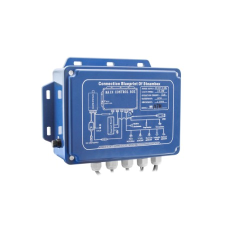 MK117 Electronics Box for Vertical steam generator
