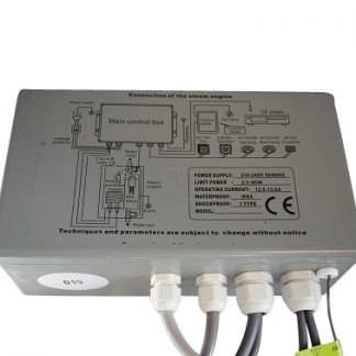 MK220 Slimline Electronics