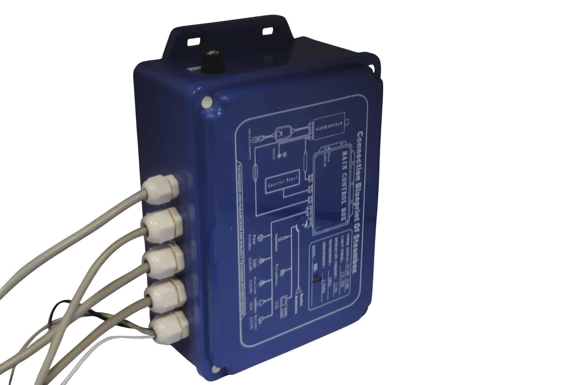 MK 117 Slimline Electronics