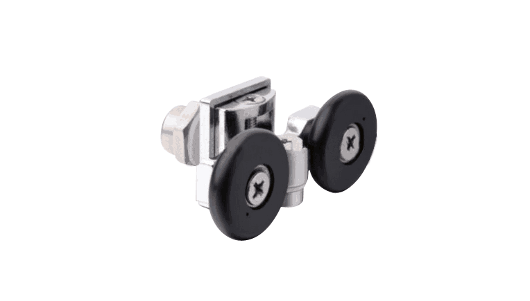 Twin Shower Rollers Model 057