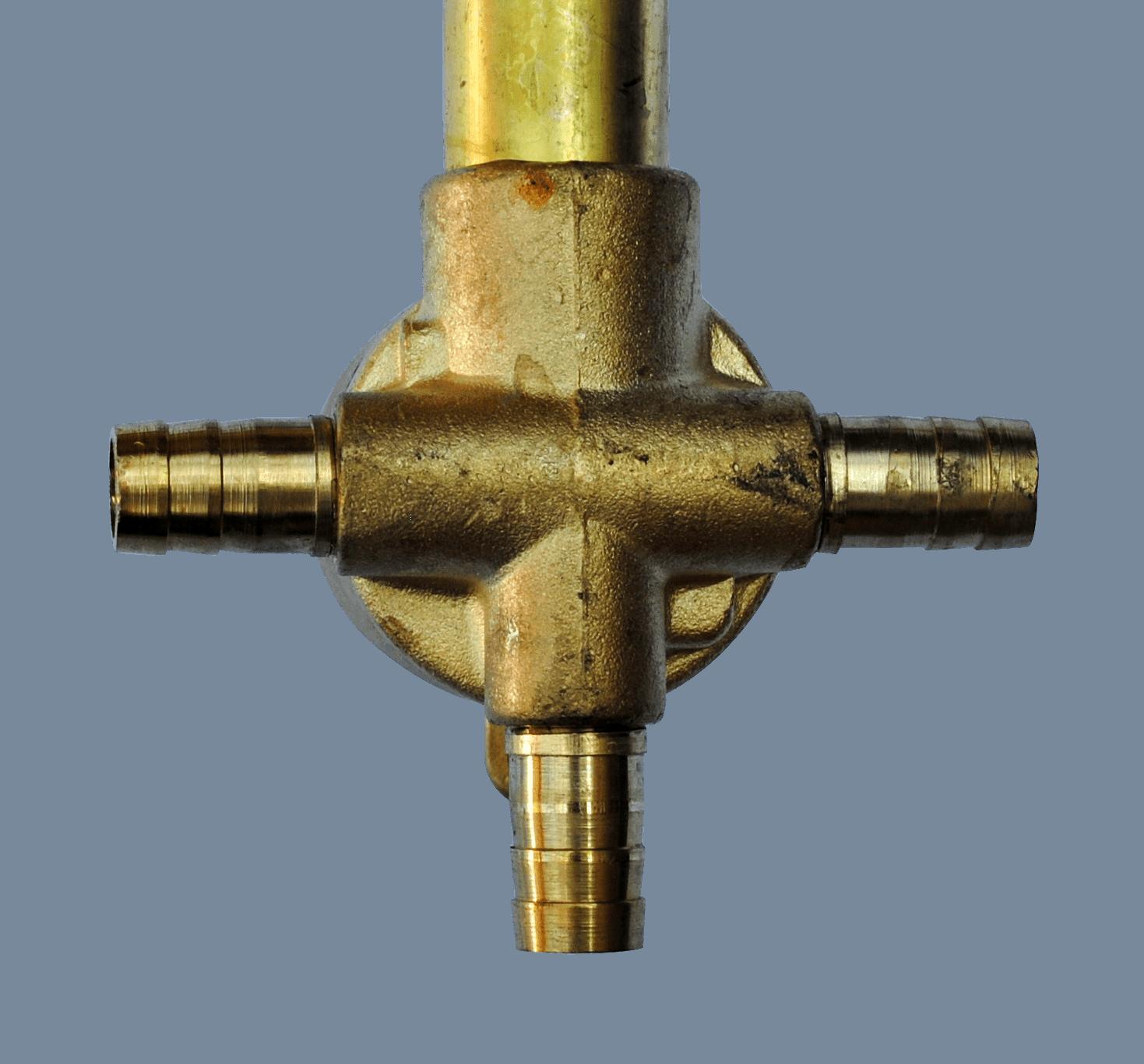 2 dial shower mixer valve 100mm centres 2 3 4 5 outputs. Black Bedroom Furniture Sets. Home Design Ideas