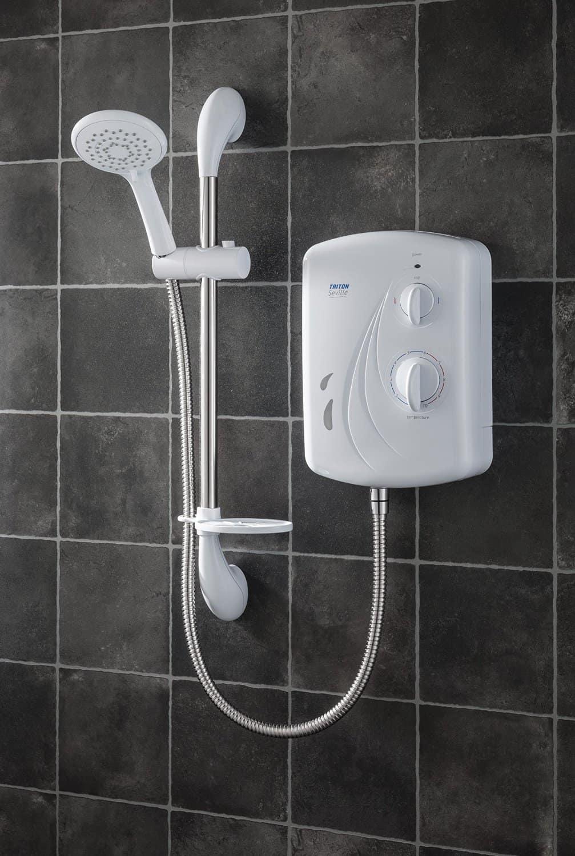 7.5 Electric Shower Triton Seville