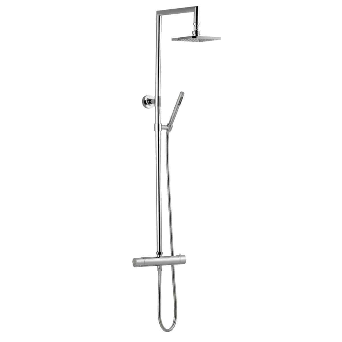 Thermostatic Bar Bathroom Shower Valve