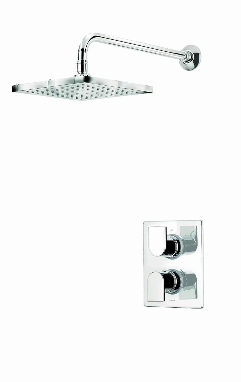 Triton Montagu Thermostatic Dual Control Mixer