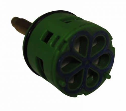 6 way Diverter core Green