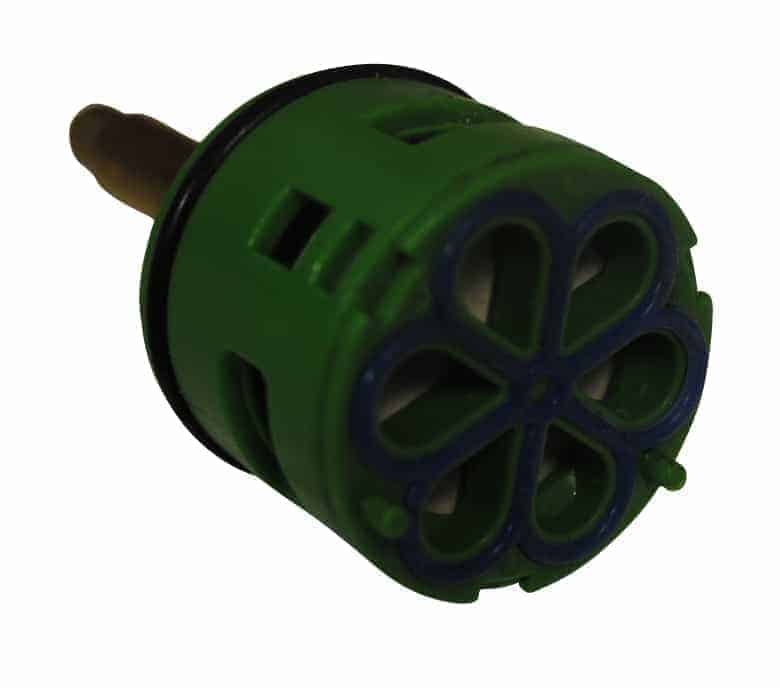 6 way Diverter core Green