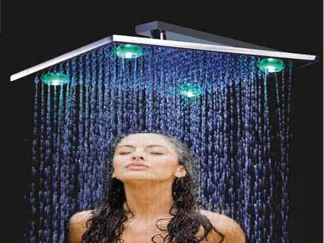 Large Oversized Shower Heads