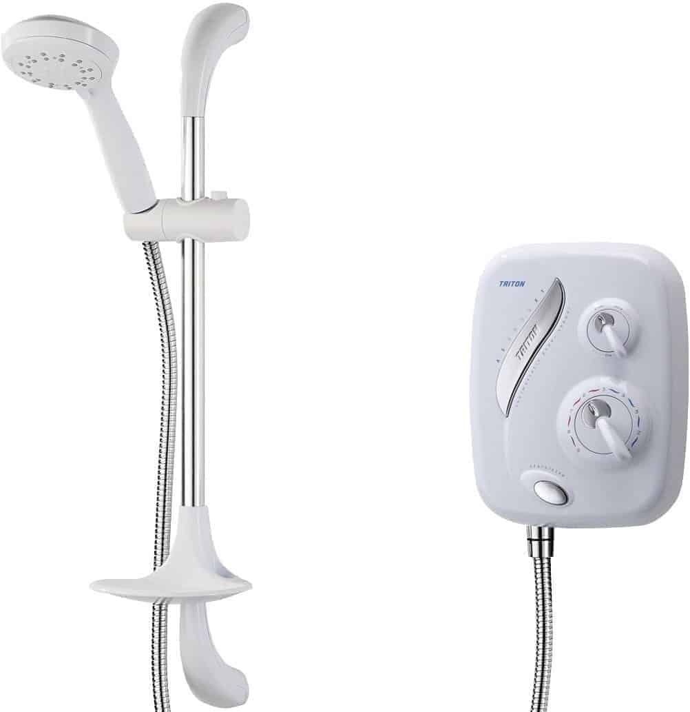Triton AS2000XT Thermostatic Integral Power Shower