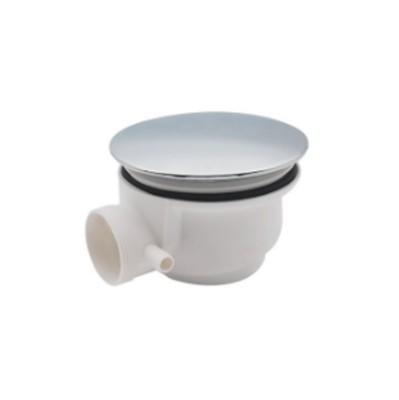 Large 85mm Waste for steam and shower cabins