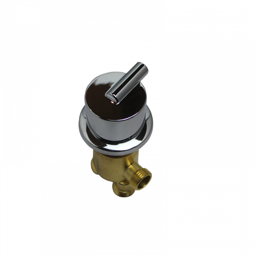 Whirlpool Mixer Valve (Single) View from side
