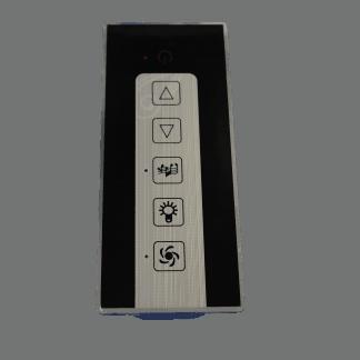 Shower Cabin Control Panel