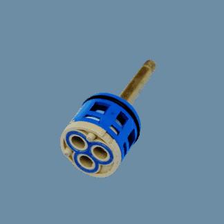 3 Way Diverter Blue