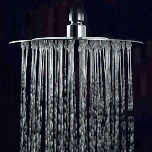 Monsoon Showerhead Stainless Steel 304- Shot 2