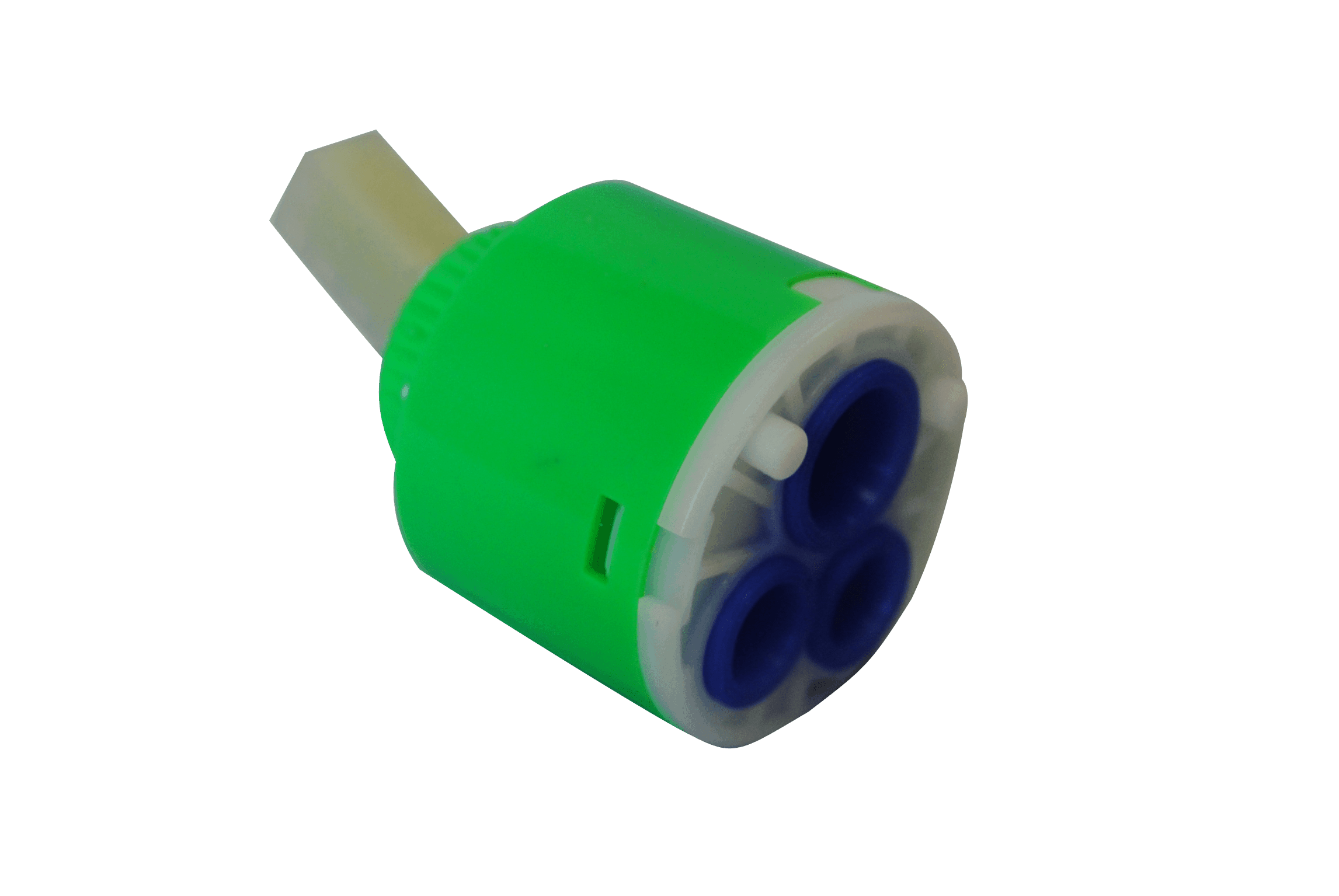 40mm Diverter Cartridge Tap (Green)