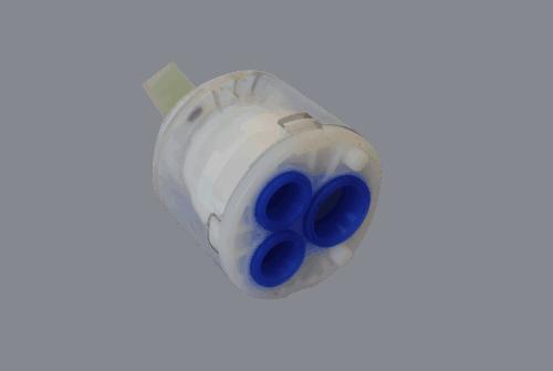 40mm Diverter Cartridge Tap (clear)