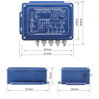 MK117 Electronics Schematic View