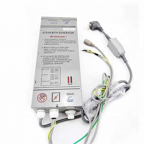 MK117 Slimline Steam Generator and Electronics