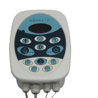 Aqualux Steam Cabin Control Panel