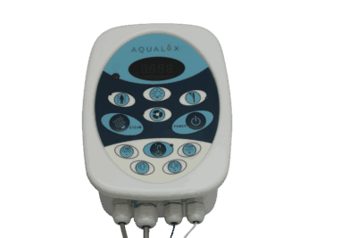 Aqualux Steam Cabin Control Panel
