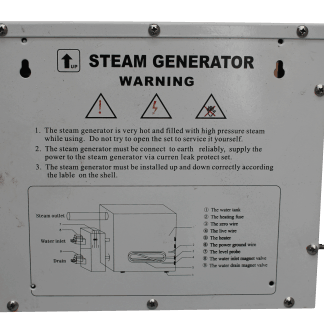 Aqualux Steam Generator