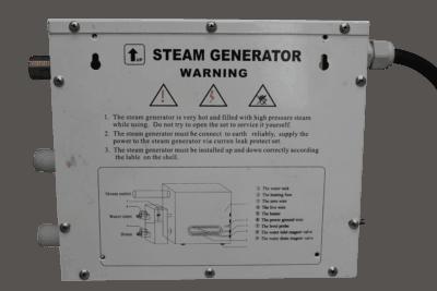 Aqualux Steam Generator