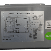 Aqualux Steam Cabin Electronics Box
