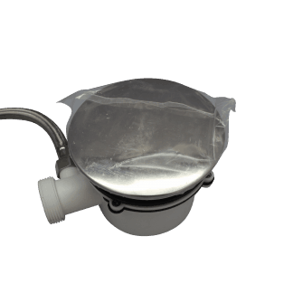 Aqualux Waste for Steam Cabin