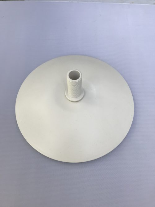 Aqualux White domed back