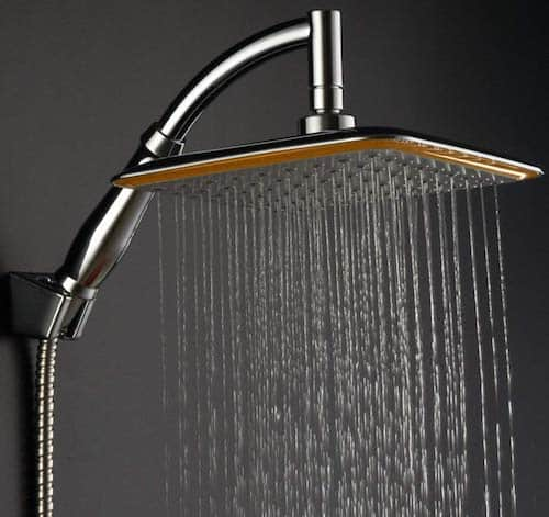Best Rain Shower Head with Handheld Spray - KTIP