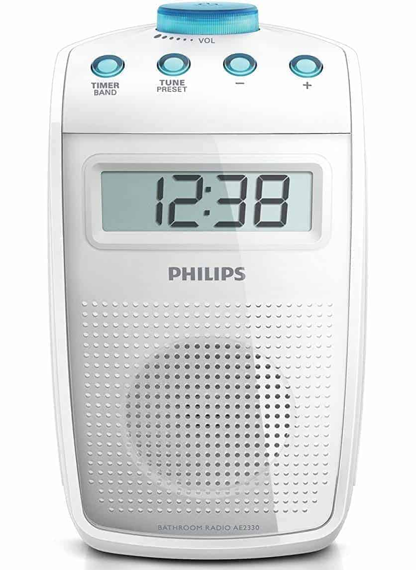 Discover The Best Shower Radio Including Uk Dab Reviews