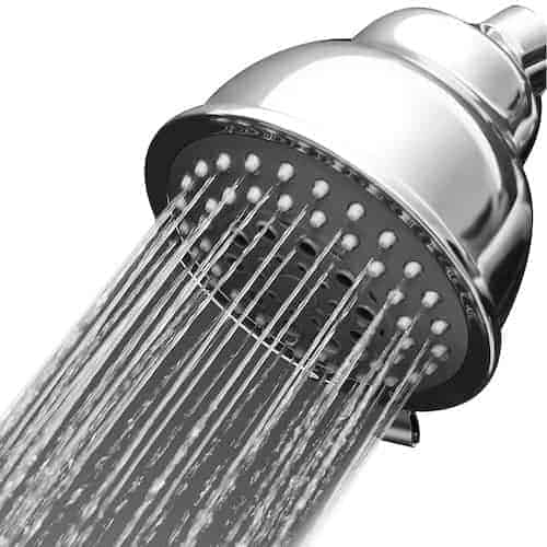 Rain Shower Head with High Pressure - MEETYOO